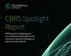 This Just In: CBRS Spells High Performance